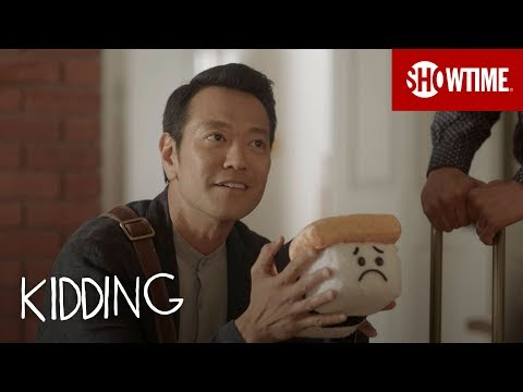 'This is Mr. Pickles-san' Ep. 7 Official Clip | Kidding | Season 1