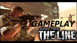 Spec Ops: The Line (PS3) - Gameplay