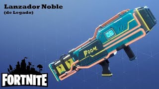 Power Discs / Noble Launcher (Legacy) Fortnite: Saving the #80 World