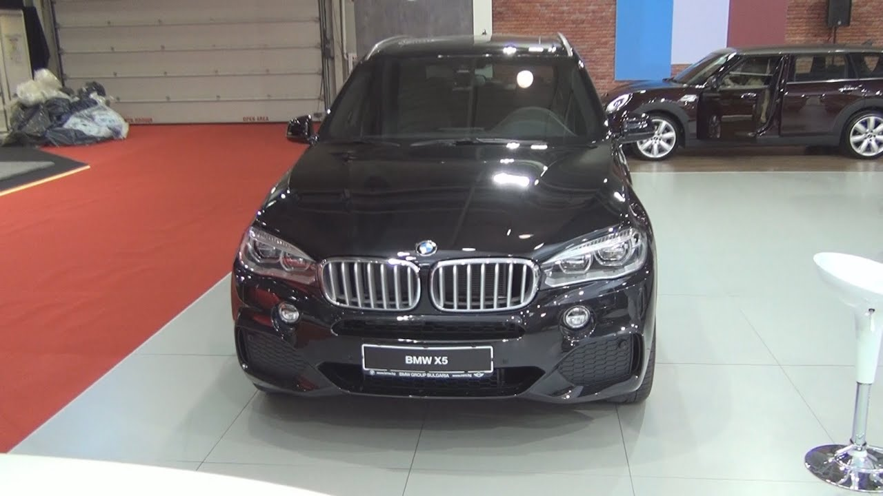 bmw x5 xdrive 40d m sport 2016 exterior and interior in 3d youtube. Black Bedroom Furniture Sets. Home Design Ideas