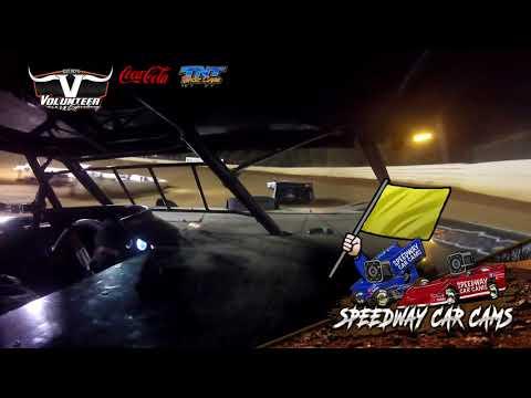 #25 Gary Blanken - Sportsman - 10-12-19 Volunteer Speedway - In-Car Camera