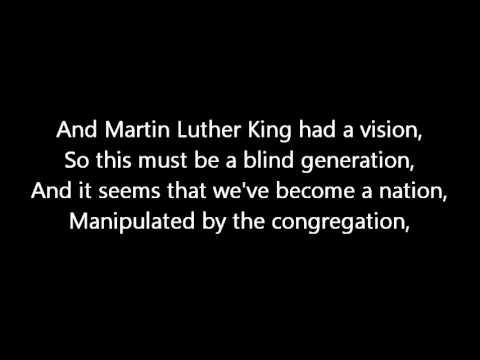 Allen Stone - Last To Speak (with lyrics)