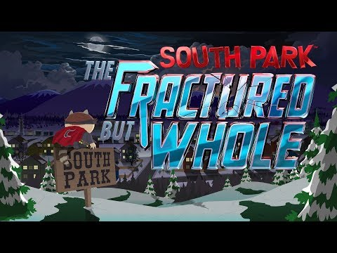 South Park: The Fractured But Whole Livestream