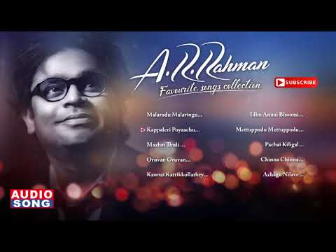 AR Rahman Favourite Songs Collection | Audio Jukebox | Top 10 Songs of AR Rahman | Music Master