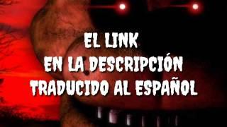 DESCARGAR EL LIBRO FIVE NIGHTS AT FREDDY'S THE SILVER EYES TRADUCIDO [ESPAÑOL]