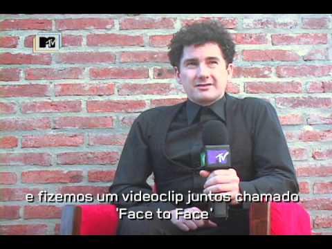 JAMES COOK Mtv Brazil Interview