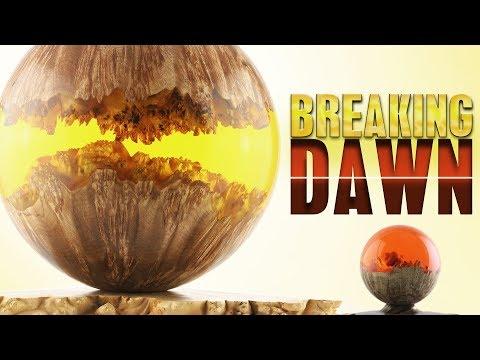 """#44 Hybrid Mega-Sphere """"Breaking Dawn"""""""
