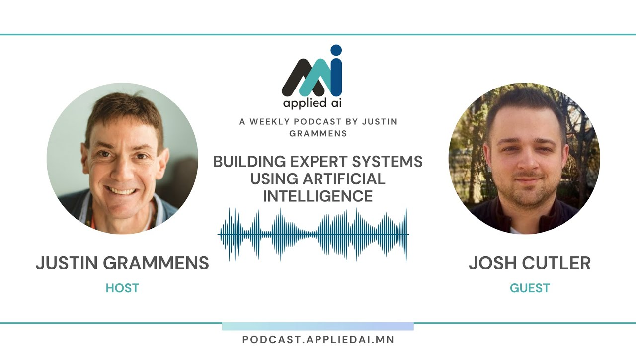 Josh Cutler - Building Expert Systems Using Artificial Intelligence