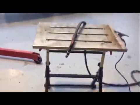 Strong Hand Nomad Welding Table Review And Repairs
