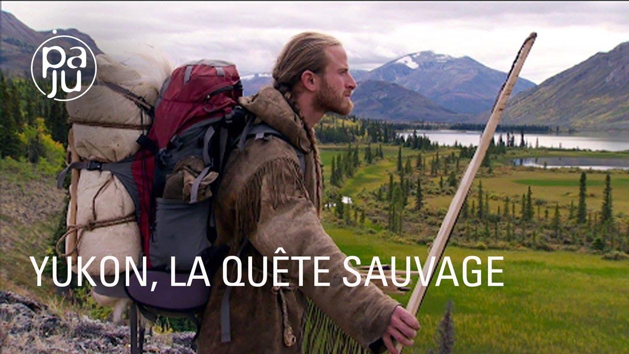 Kim part sur les traces des premiers hommes dans le Grand Nord canadien