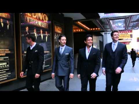 IlDivo A Musical Affair Press Launch  NYC