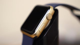 Gold Apple Watch Sport Unboxing!