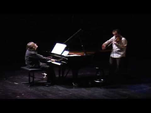 Gilles Apap -Dimitri Naiditch play Mozart with improvisation