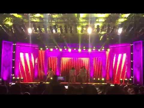 Dhruva Sarja Dance in hubli