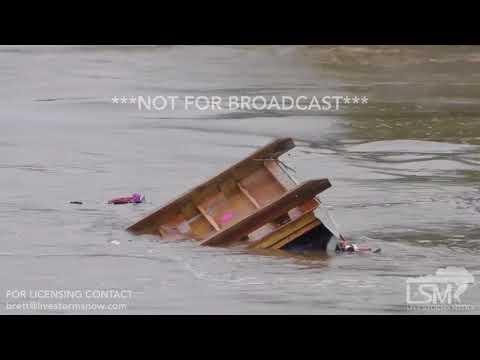 08-28-2017 La Grange, TX - DISATROUS FLOODING Colorado River Record Event