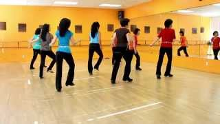 Such A Fool - Line Dance (Dance & Teach in English & 中文)