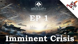 Ashes of the Singularity Ep.1 Imminent Crisis ASCENDANCY WARS Walkthrough