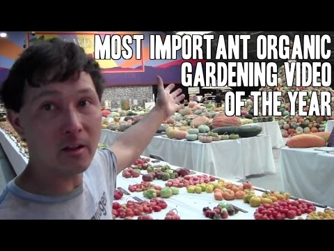 Most Important Organic Gardening Video of the Year
