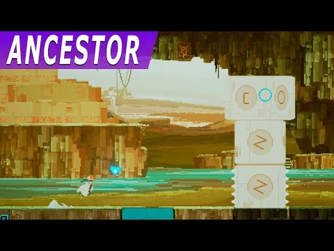 Ancestor - Android Gameplay & High Score HD Video