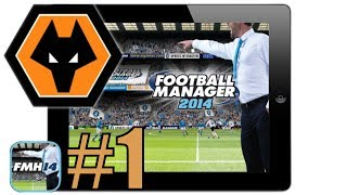 """FMH 14: #1 WOLVES Careers Mode Gameplay """"LIVE"""" (iPad + iPhone GAME) 