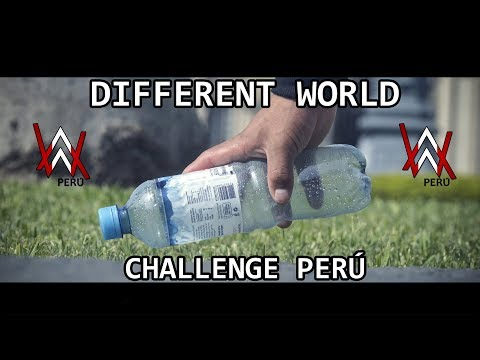 Different World - Challenge Alan Walker Perú 2019