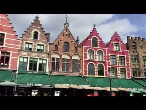 Bruges, Belgium Travel Video| Grand Place.
