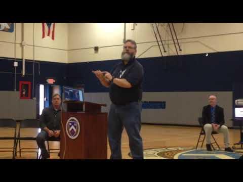 Steve Sandy, Ohio School for the Deaf