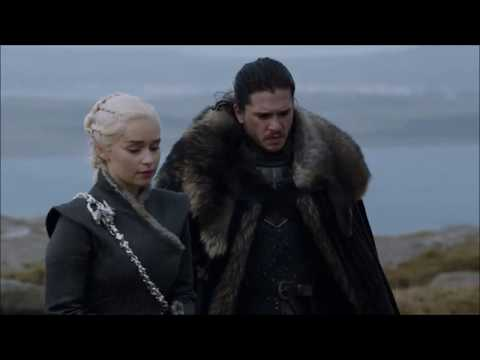 Jon & Daenerys - Never Gonna Be Alone ❤