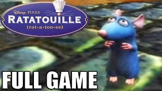Ratatouille Full Gameplay Walkthrough - FULL Game