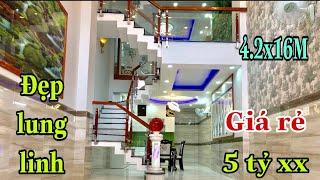 Bán nhà Gò Vấp(57&67)Hai anh em đẹp lung linh giá rẻ nhất thị trường Bds Gò Vấp Tp.Hồ Chí Minh