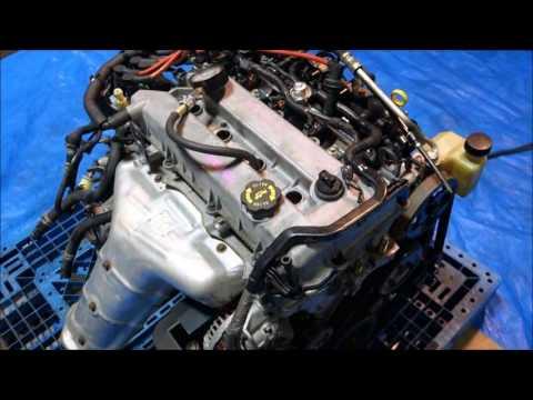 mazda 6 2002 engine