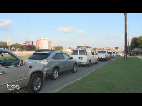 Drivers make mad dash to pumps, as state officials say pump your brakes