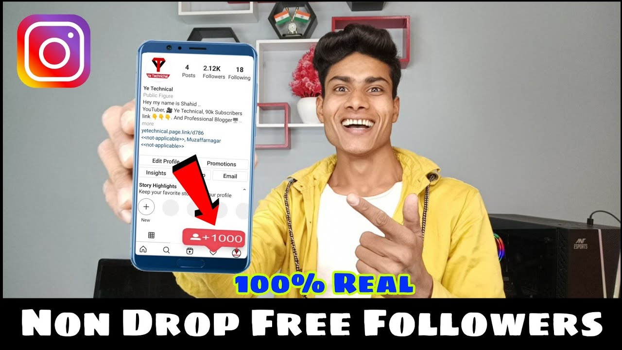 how to increase instagram followers and likes 2021 | instagram par follower kaise badhaye 2021