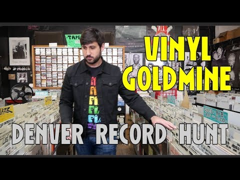 Vinyl Goldmine In Colorado: Denver Record Stores