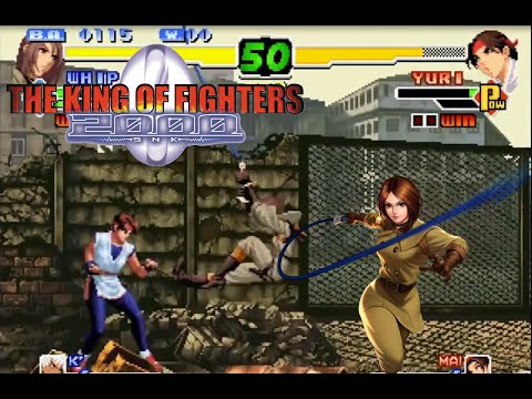 The King of Fighters 2000 - Full Walkthrough as Whip  