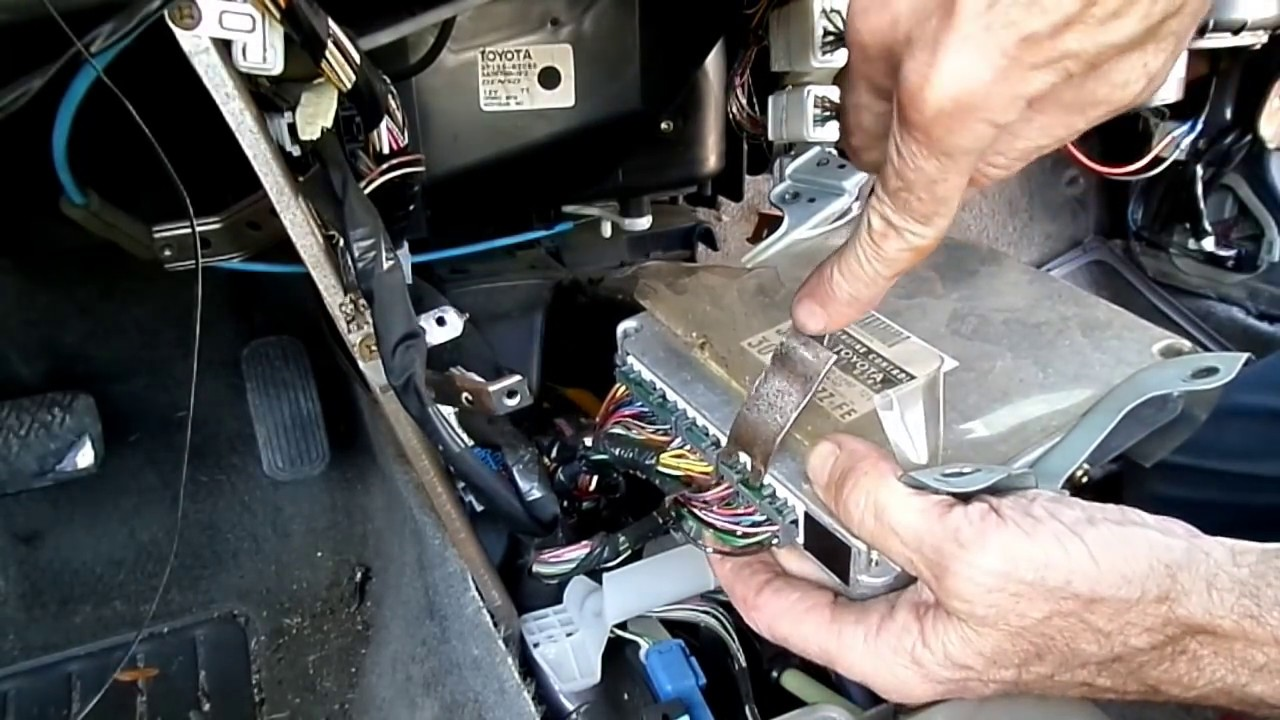 Watch on automatic transmission module wiring harness