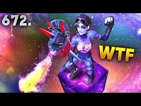 Fortnite Funny WTF Fails and Daily Best Moments Ep.672