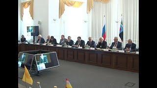 В Белгороде провели Совет законодателей ЦФО