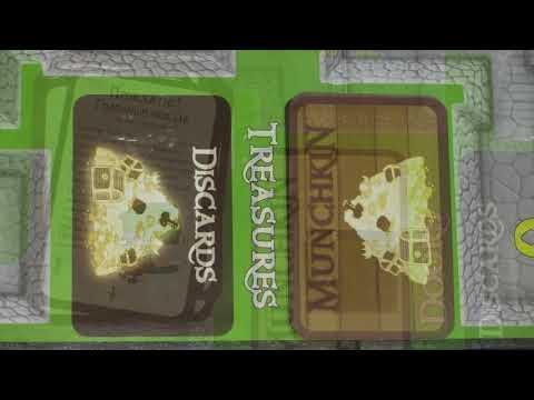 Настольная игра Манчкин 3. Клирические Ошибки. Обзор карт