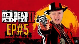 RED DEAD Redemption 2 LIVE Gameplay Ep 5
