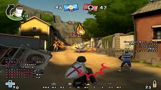 Revive Heroes Beta ★ Gameplay: Soldier Campplay - Laggy VV Server