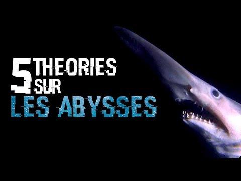 🐙 5 THEORIES SUR LES ABYSSES (#58)