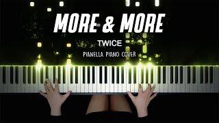 TWICE - MORE & MORE | Piano Cover by Pianella Piano видео