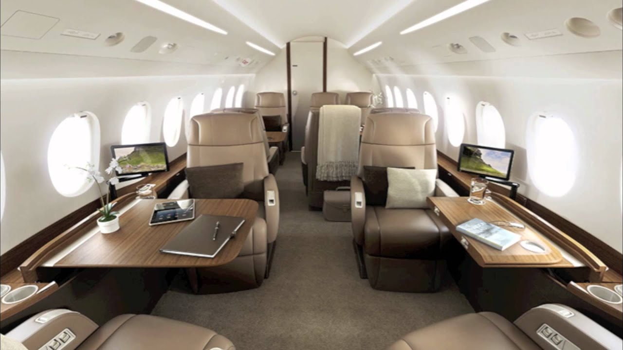 Dassault Falcon 2000s Lunajets Private Jets At The