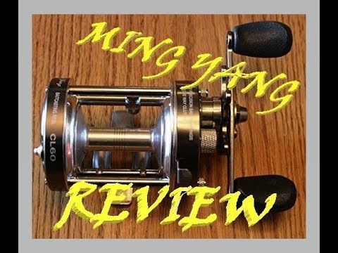 Ming Yang Fishing Reel Review And Tear Down VS. Abu Garcia 6000 Tear Down