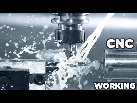 Amazing CNC Machine Working – Perfect Product Manufactured on CNC Lathe