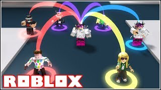 ROBLOX-TALKING SU TUTTO DAL GIOCO - Cash Grab Simulator