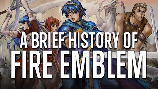 Fire Emblem: Everything you Need to Know About Marth