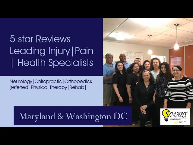 5 star Reviews Leading Injury|Pain | Health Specialists