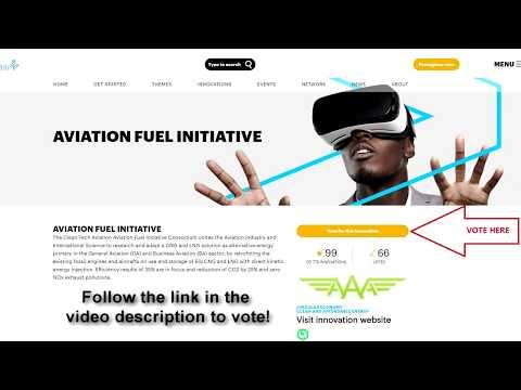 Clean Tech Aviation - Accenture Innovation Awards 2017